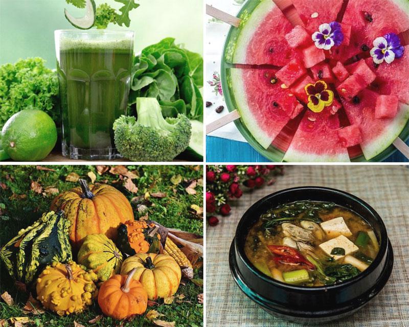 Monogràfic: Programació setmanal de menús